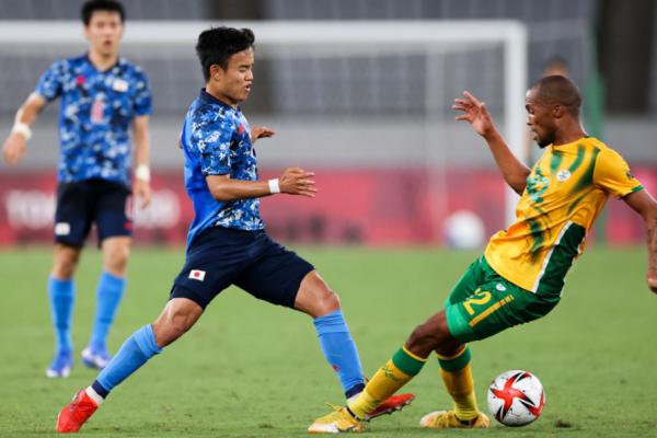 2020 Olympics: Japan VS South Africa 1-0