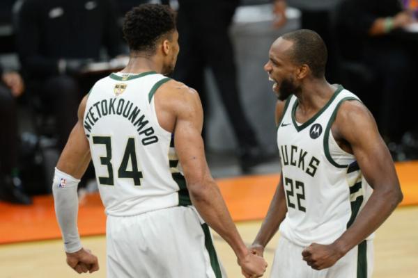 Bucks defeated Suns 123-119 to take a 3-2